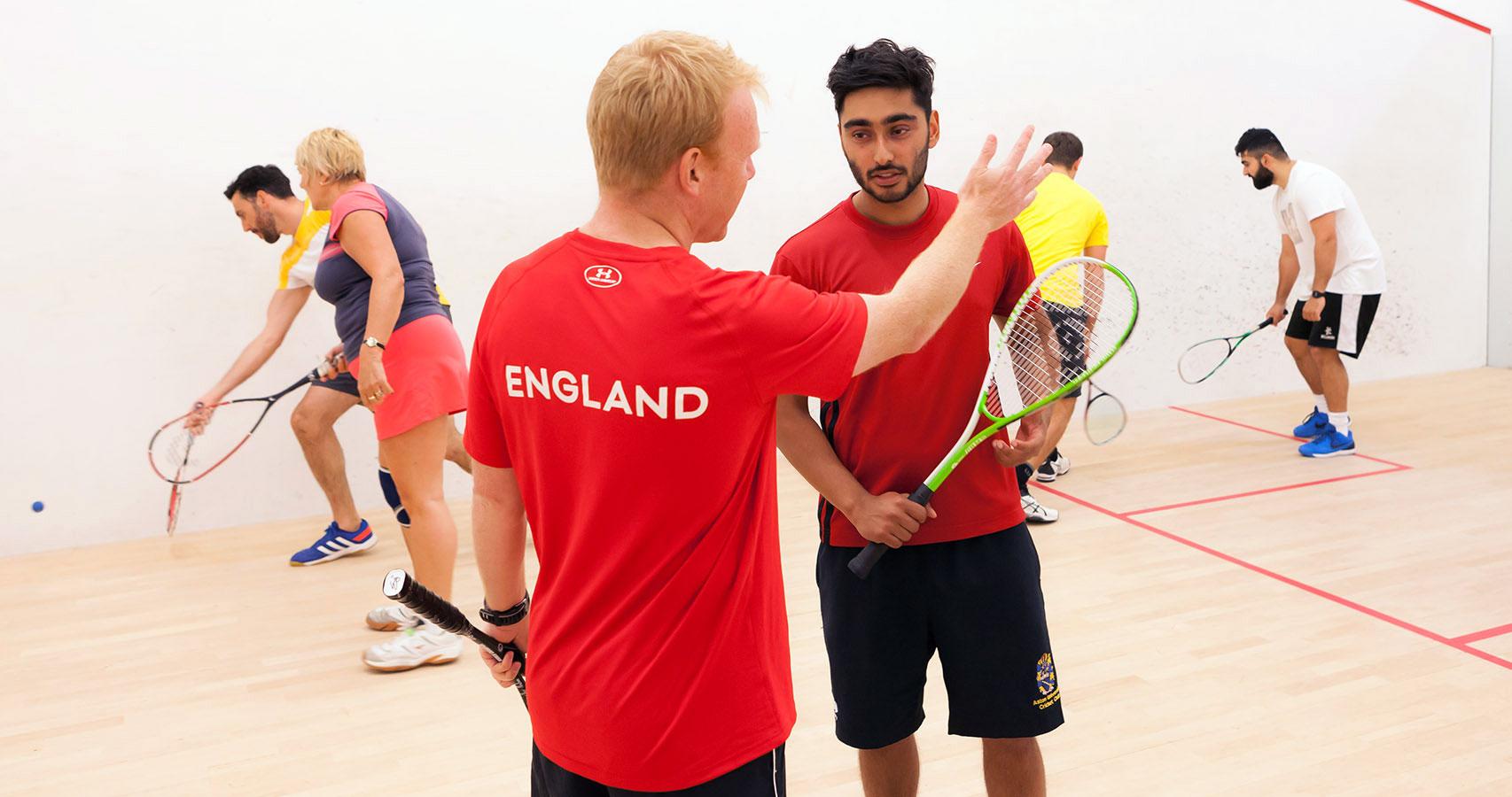 Lilleshall Squash & Racketball Club